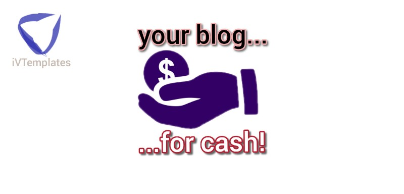 Earn Reasonable Income by Selling your Blog - 14 Easy Ways to Start Making Money from your Blog
