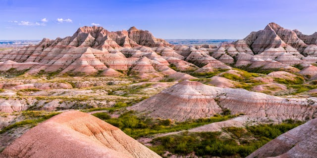 Best time of year to visit Badlands National Park