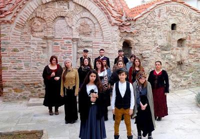 """""""Οι Άθλιοι"""" στο αναστηλωμένο Βυζαντινό Λουτρό Θεσσαλονίκης με ελεύθερη είσοδο"""