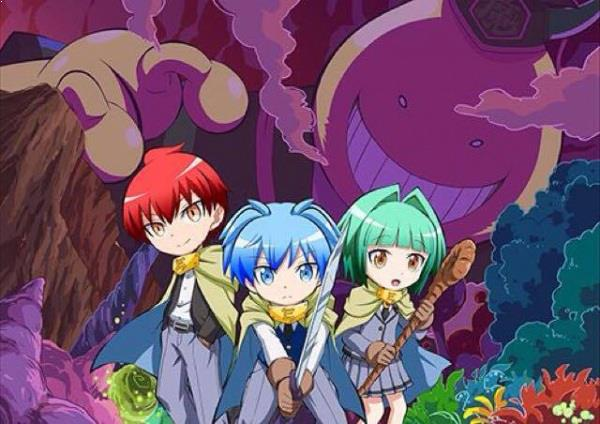 Koro sensei Quest - Best Chibi Anime Shows list