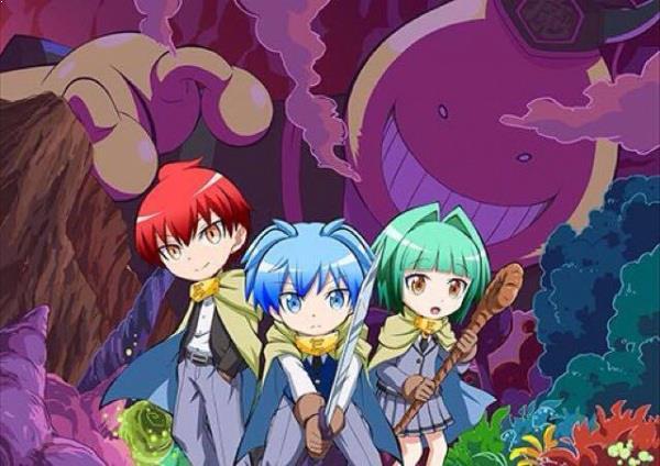 Koro sensei Quest - Best Chibi Anime Shows list