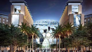 Expo 2020 Alwasl
