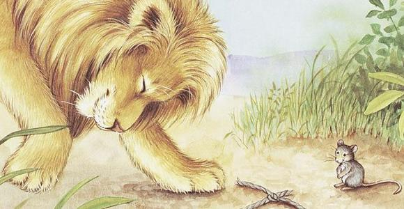 Dongeng Anak Kisah Singa Dan Tikus Aesop Bacaan Cerita Dongeng Anak