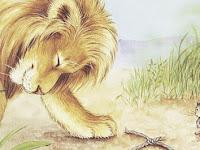 Dongeng Anak | Kisah Singa dan Tikus (Aesop)