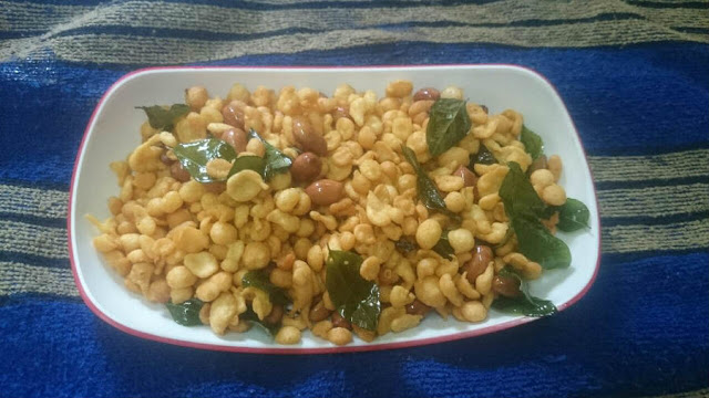 karam boondi snacks