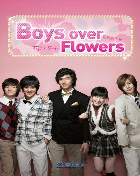 Boy Before Flower Sub Indo : before, flower, Drama, Korea, Before, Flowers, (2009), Episdoe, Subtittle, Indonesia, AnimeBatchIndo