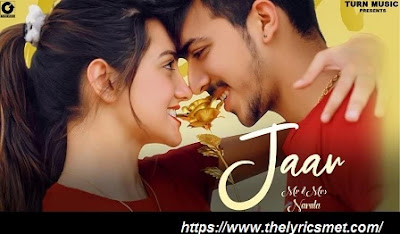 Jaan Song Lyrics | Mr & Mrs Narula | Param Sidhu | New Punjabi Songs 2020