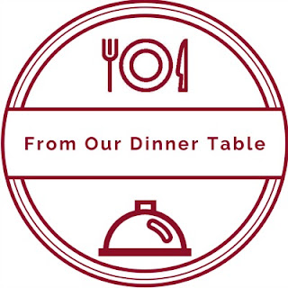 From our dinner table logo.