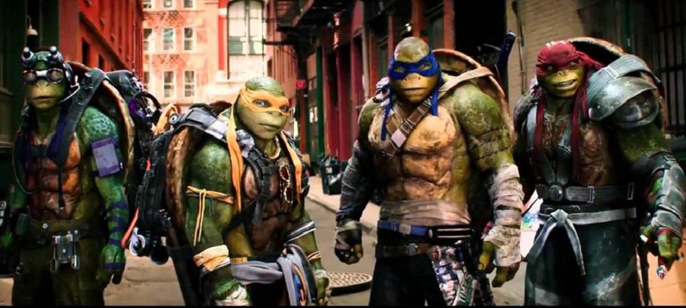 Descargar Tortugas ninjas 2 Español latino