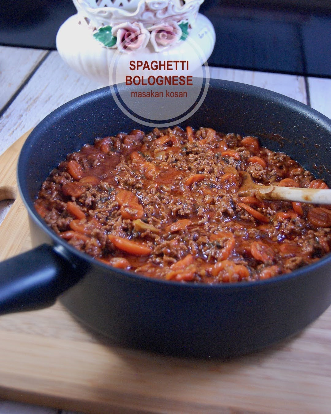 Resep Spaghetti Bolognese Praktis ala Anak Kos Cepat dan Lezat