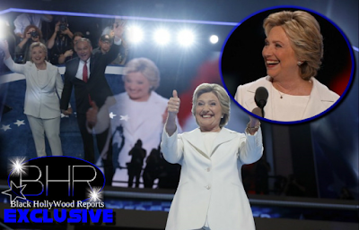 And She Makes History !! Hillary Clinton Accepts The Democratic Presidential Nomination At The 2016 DNC Convention