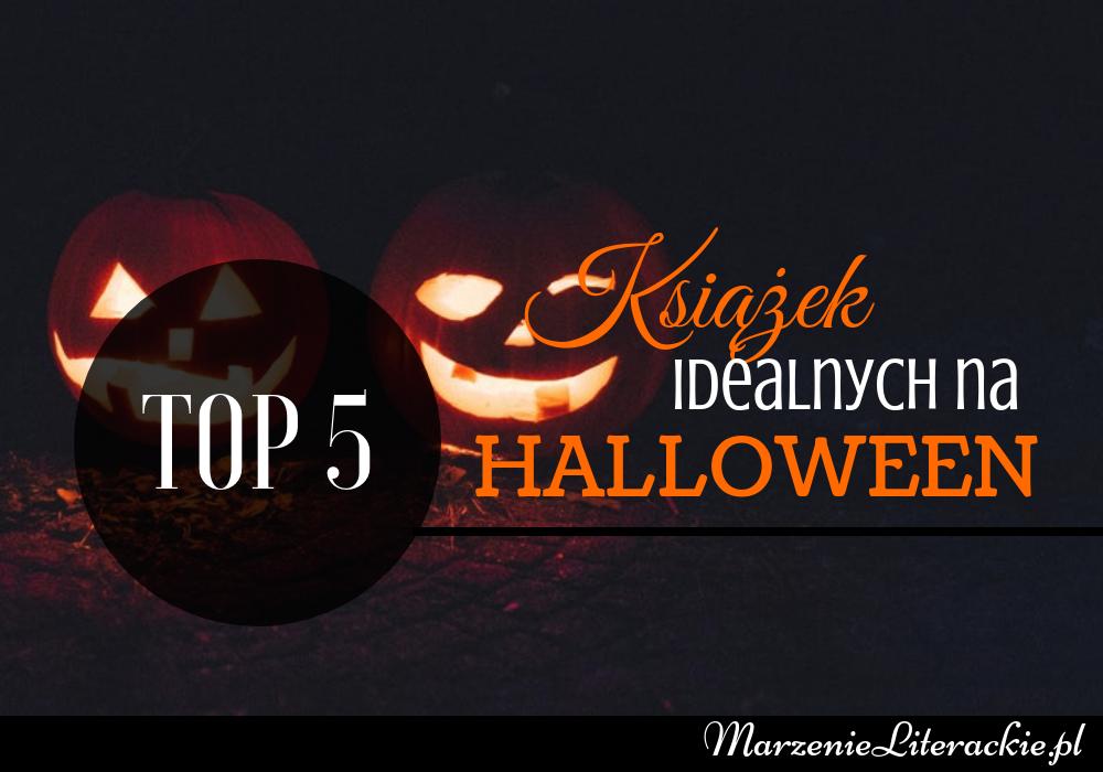 TOP 5: książek idealnych na Halloween