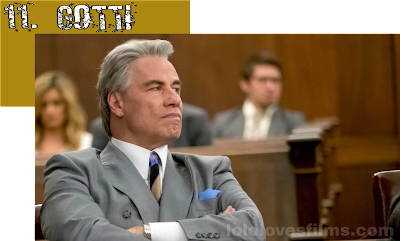 Gotti 2018 movie John Travolta