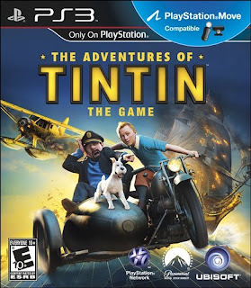 THE ADVENTURES OF TINTIN THE SECRET OF THE UNICORN PS3 TORRENT