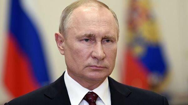 Путин подписал указ о выплате пенсионерам в размере 10 000 рублей