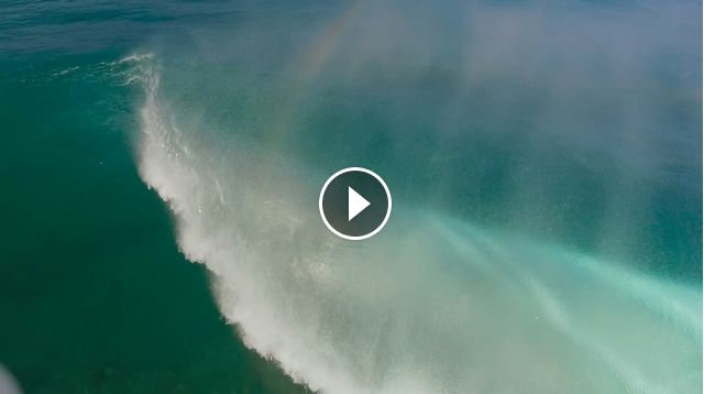 Eric Sterman Drone Reel Surfing