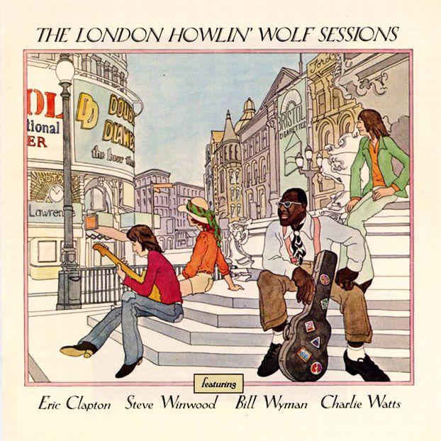 Howlin Wolf » Amazing Blues » Internet Radio