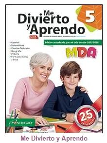 MDA 5 Me Divierto y Aprendo 5 Bloque 3
