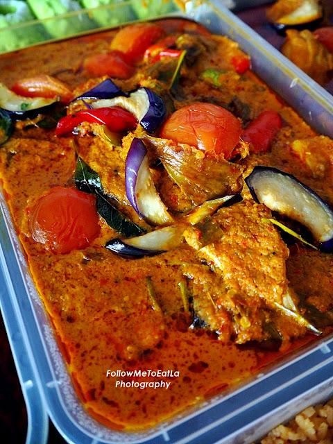Gulai Ikan Pedas