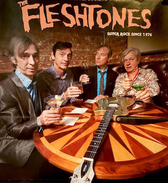 The Fleshtones @ The Horseshoe, July 28