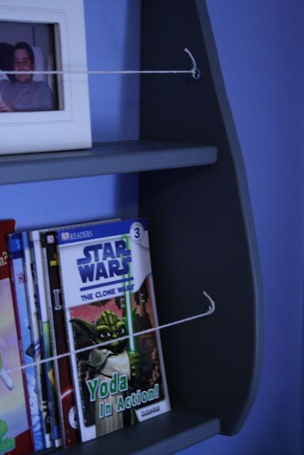 plate rack book shelf
