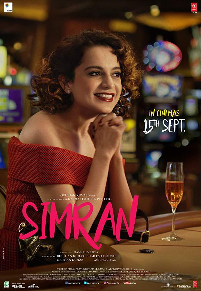 Simran 2017 Hindi Movie 400MB HDRip Download