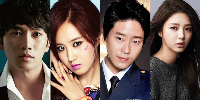 Dipastikan Bintangi Drama Baru SBS Yuri, Ji Sung, Uhm Ki Joon, dan Uhm Hyun Kyung
