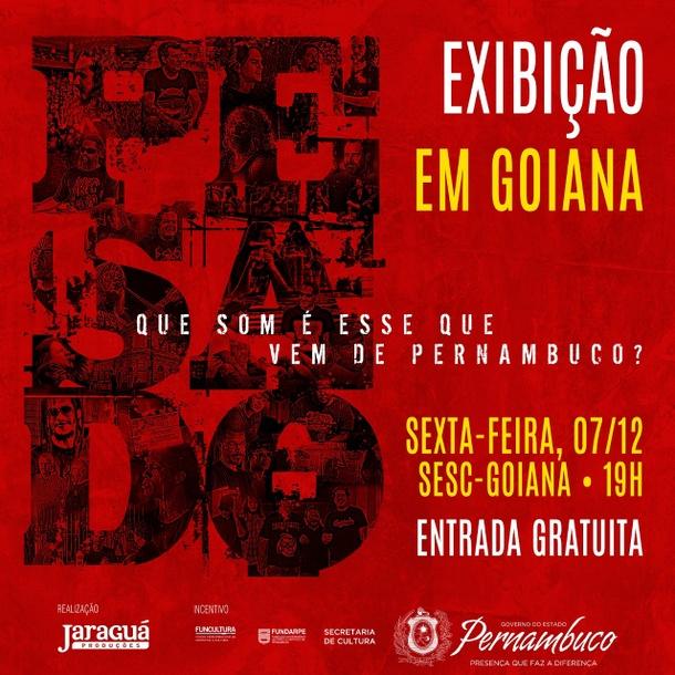 Goiana: Documentário sobre metal pernambucano