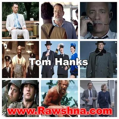 افضل 10 افلام توم هانكس عملاق هوليوود ومغناطيس الجوائز