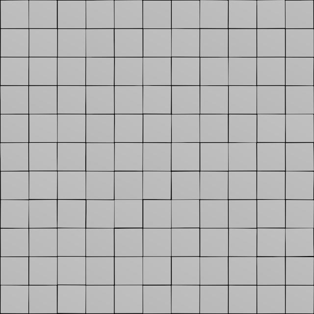 Random tiles 11x11 seamless texture