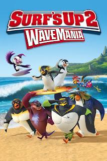 Surfs Up 2: WaveMania 2017 Dual Audio 720p WEBRip