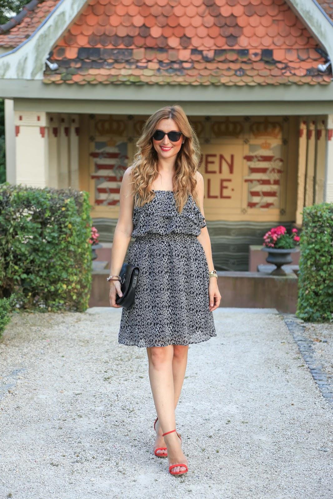 Fashionblogger aus Deutschland  Lifestyleblogger - Outfits der Blogger - Blogger Sommer Look - Sommerlook Blogger