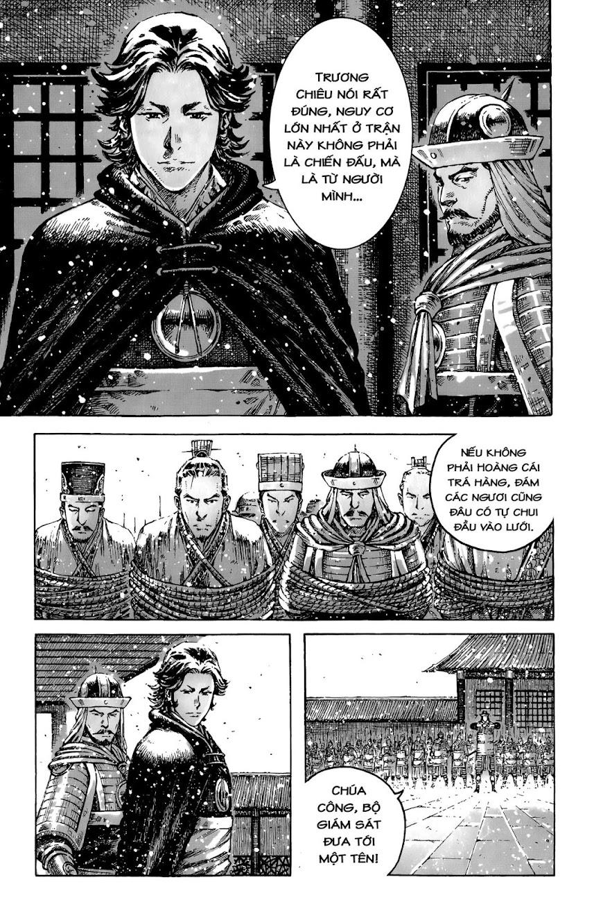 Hỏa phụng liêu nguyên Chương 420: Giương đông kích tây [Remake] trang 3
