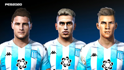 PES 2020 Facepack Racing by Gordoumbanda