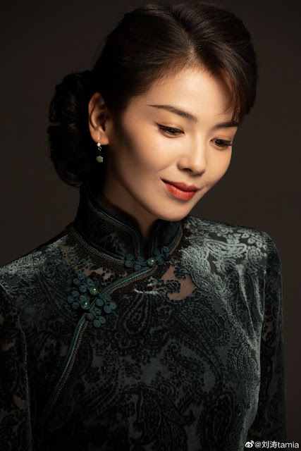 liu tao chinese dress