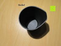 Becher Deckel: Coffeepolitan Premium Geschenkset - Kaffee aus 5 Kontinenten mit Zubereitungsset - grob gemahlen 5 x 9 Portionen (5 x 9 x 7g); ideal auch als Geburtstagsgeschenk oder Probierset