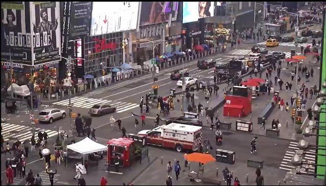 New York Times Square  Shooting suspected  man arrested in Florida