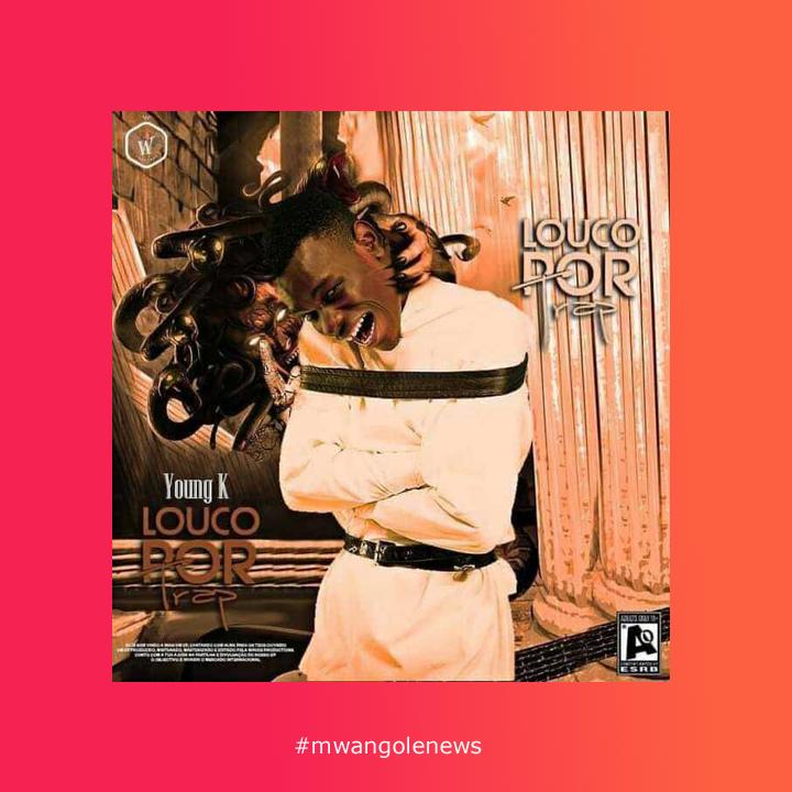 "EP ""Louco por Trap"" de YOUNG K, já está disponível"