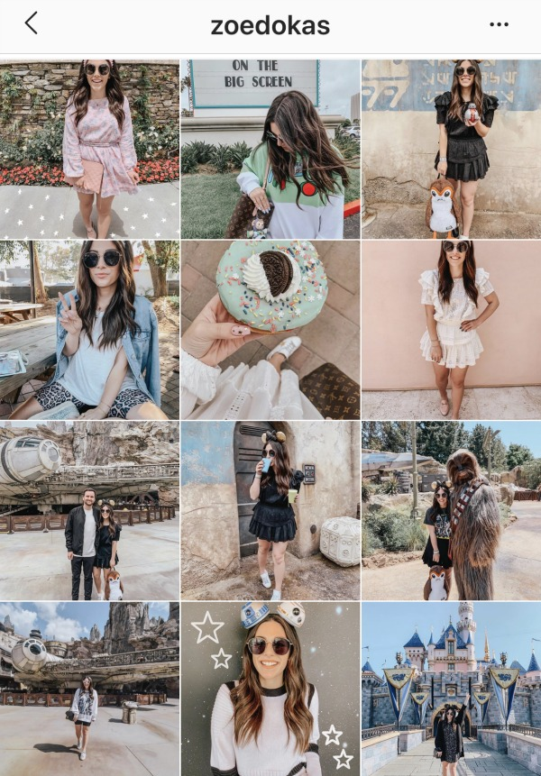 20 instagrammers to follow