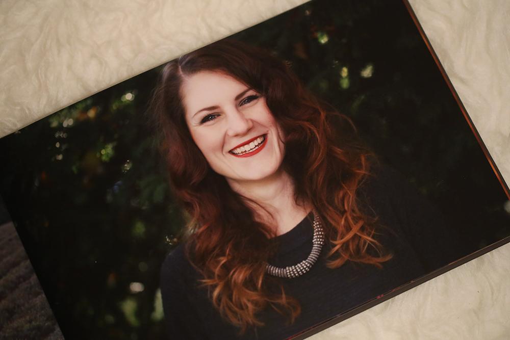 lachende Frau Portrait