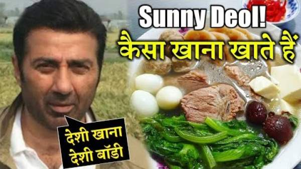 Sunny Deol Fitness Routine