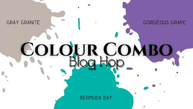 Colour Combo August Blog Hop