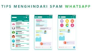 5 Tips Agar Whatsapp Tidak Dispam Oleh Nomor Tak Dikenal