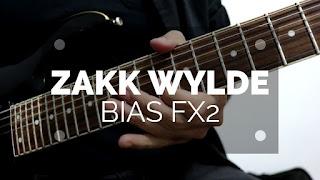 zakk wylde biasfx 2