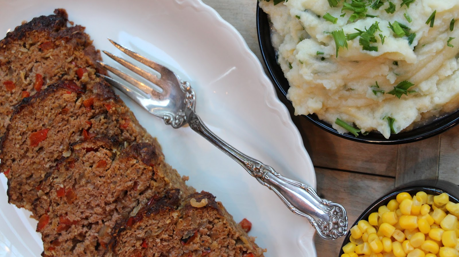The Thrifty Kitchen Meatloaf Recipe