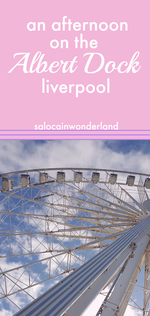 A perfect family friendly itinerary for an afternoon on the albert docks in liverpool #liverpool #daysoutuk #uktravel #familyfriendly