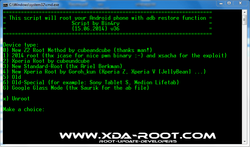 ROOT-SONY-XPERIA-L-C2105