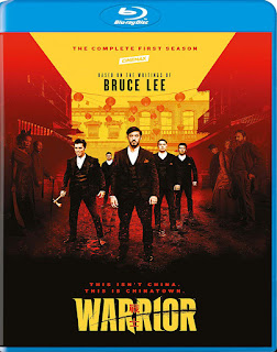 Warrior – Temporada 1 [3xBD25] *Con Audio Latino