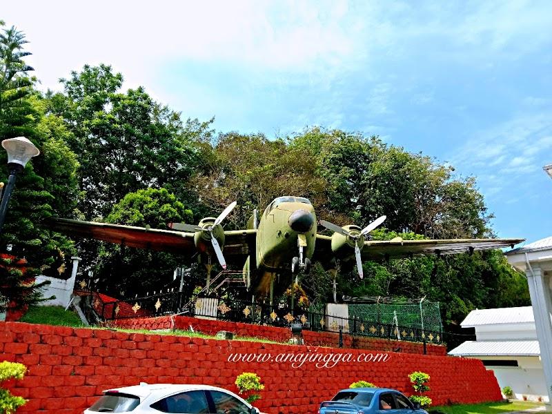 Muzium Tentera Darat Port Dickson - menaikkan semangat jiwa patriotik