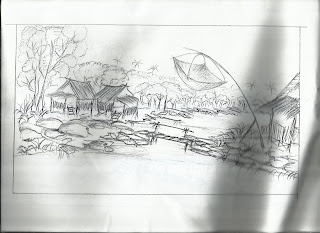 Desa dan Sungai